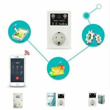 Wireless Remote Control 16a 250vac Automation Gsm Smart Phone Power Socket Timer