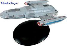 Eaglemoss Star Trek Starfleet S.S. Raven Exploration Vessel NAR-32450 #66 w/Mag