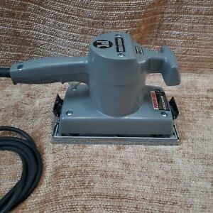 PORTER CABLE 505  TYPE 2  HEAVY DUTY SANDER  -  EXCELLENT CONDITION!