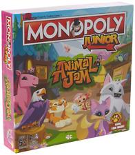 Winning Moves 2589 Animal Jam Junior Monopoly Board Game