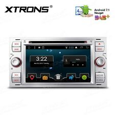 "AUTORADIO 7"" CD/DVD Android 7.1 QuadCore 2GB/32GB FORD FOCUS II CMAX SMAX GALAXY"
