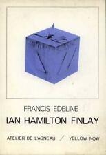 Francis EDELINE IAN HAMILTON FINLAY