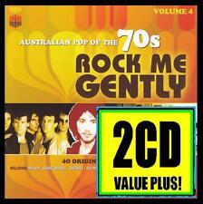 70's (2 CD) TED MULRY~RONNIE BURNS~HUSH~SHERBET~JON ENGLISH~RUSSELL MORRIS *NEW*