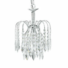 Metal Contemporary 1-3 Lights Ceiling Chandeliers