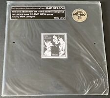 MAD SEASON Above Limited Edition Numbered 180g Legacy Reissue Vinyl 2LP SEALED