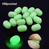 Sea Plastic Stoppers Fishing Soft Floats Beads Luminous Light Glowing Balls