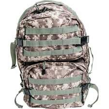 ExtremePak Heavy-Duty Water Resistant Digital Camo Army Backpack, Tactical