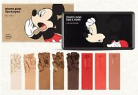[THE FACE SHOP] Disney Mono pop Lips & Eyes palette #01 Mickey Classic Color