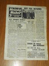 MELODY MAKER 1946 #654 FEB 2 JAZZ SWING ROY FOX LESLIE HUTCHINSON REINHARDT