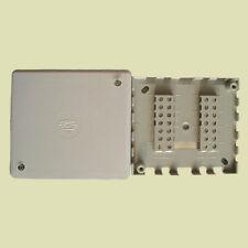 VVDI 6AP Verbindungsdose Verteiler Verteilerdose innen mit Schraubklemmen