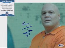 Vincent D'Onofrio Daredevil Signed Autograph 8x10 Photo Beckett BAS COA #3