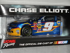 Chase Elliott #9 Napa 2015 Camaro Liquid Color 1:24 scale car  DIN #1