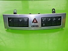 06 2006 Mercedes-Benz C230 hazard light seat warmer door lock switch OEM 05 07
