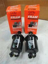 Fram Fuel Filter G7296 Lot of 2 (NIB)