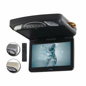 Audiovox 13.3″ Car Overhead Monitor w/ DVD Player & 2 Color Skins - MTGBAVX13