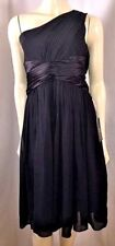 COOBEE NWT One Shoulder Black Dress Size 10 Party Evening Cocktail Formal CooBee