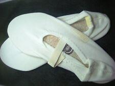 Vintage adidas Gym Slippers Dance Fitness Gymnastics Shoes 70's UK Size 8