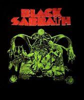 BLACK SABBATH cd cvr SABBATH BLOODY SABBATH CUT OUT Official SHIRT XL New ozzy