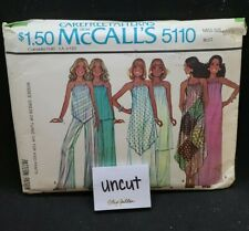 New ListingMcCall's Uncut Vintage Sewing Pattern 5110 Sz Sm (10-12) From 1976