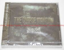 New MORRIGAN THE CORPSE MANSION CD Japan SDR-323 4580215244612