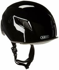 NEW Abus Yadd-I Bike Bicycle Helmet Brilliant Black Adult Size Medium 773631