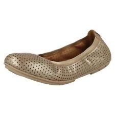 42 Scarpe da donna Piatto (Meno di 1,3 cm) oro