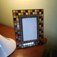 Partylite Global Fusion Frame 7.5 x 9.5 For 4 x 6 picture