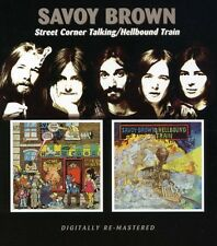 Savoy Brown - Street Corner Talking / Hellbound Train [New CD] Rmst, England - I