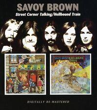 Savoy Brown - Street Corner Talking / Hellbound Train [New CD] Rmst, England - I