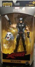 Marvel Legends WOLVERINE X-Force (Wendigo BAF Wave) Action Figure Toy Sale New
