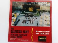 The Salvation Army New York Staff Band Male Chorus - Symphony In Brass - LP