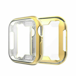 For Watch 1/2/3/4/5/6/SE Watch Protective TPU Cover Case Bumper Anti-scratches