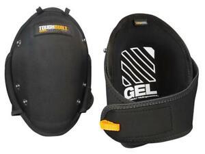 ToughBuilt T/BKPG2 Ajuste con Gel ™ Rodilla Almohadillas (Snapshell™)