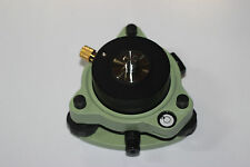 New GPS Carrier With Lock & Green Tribrach With Optical Plummet For GPS GPS RTK