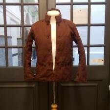 Medieval Costume Gambeson Reenactment Theater Brown Color Fancy Style