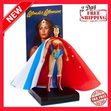 DC Comics Multiverse Deluxe Figure Wonder Woman Linda Lynda Carter- IN STOCK NEW
