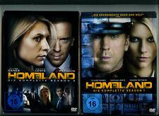 Homeland - Staffel 1+2+3+4+5+6+7 DVD + Extras