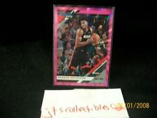New listing 2019 20 NBA Donruss #110 Hassan WHITESIDE Pink Laser Holo Parallel #15/50 SSP SP
