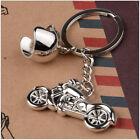 Creative Alloy Metal Keyfob Gift Car Keyring Harley Keychain Key Chain Rings