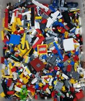 1 Genuine Lego Bundle Mixed 1Kg 1000g Bricks Parts Pieces Bulk Kilogram starter
