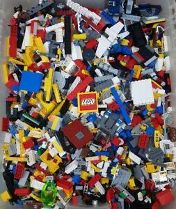 Genuine Lego 1kg 1000g mixed bundle box bricks piece Parts bulk job lot starter