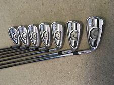 Golf Clubs Men's Ping G Irons 5-SW AWT Regular Steel Shafts