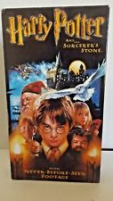 Harry Potter and the Sorcerer's Stone (2001 VHS) VHS2-8