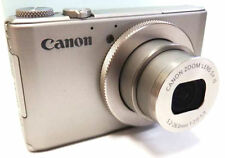 Canon PowerShot Power Shot S110 Digital Camera *silver *tested *superb