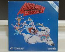 Airplane II The Sequel Laserdisc