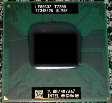 Intel Core 2 Duo Processor T7200 SL9SF LF80537 4Mb cache 667Mhz FSB RHN02