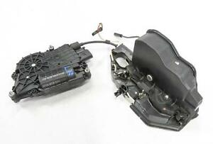 09-16 BMW 528i 535i 550i 740i 750i 760i (F01 F10) DRIVER DOOR LATCH (SOFT CLOSE)