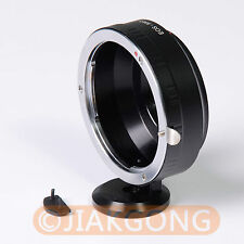 """Canon EOS EF EF-S Lens to Micro 4/3 M4/3 Adapter with Tripod 1/4"""" Mount"""