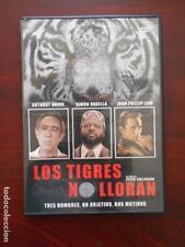 DVD LOS TIGRES NO LLORAN - ANTHONY QUINN - COMO NUEVA (2E)