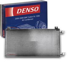 4953 Aluminum A//C Condenser for Chevy Suburban Tahoe GMC Sierra Yukon XL 4.3L-8.1L 00-13